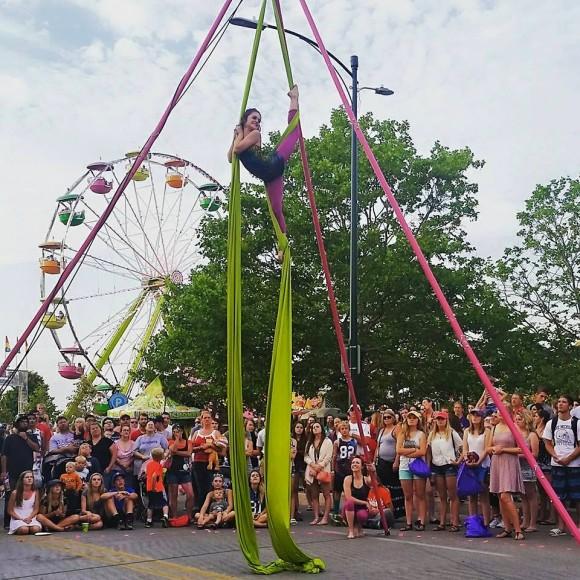 Liliya Burden Cherry Fest