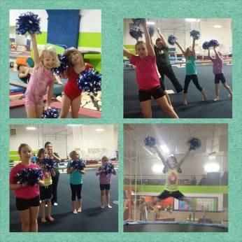 Cheer Classes Photo